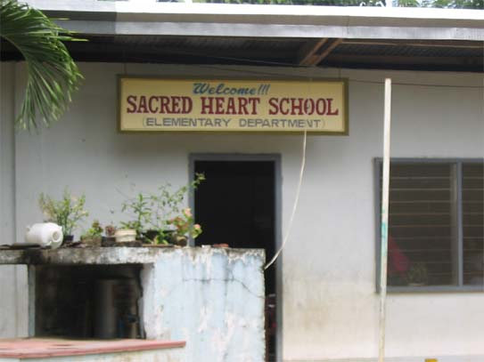 Elementary Department of Sacred Heart School